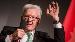 Grünen-Spitze kritisiert Kretschmanns Wortwahl