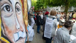 Katholische Frauen treten in Kirchenstreik