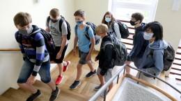 Die Schulen nicht leichtfertig schließen
