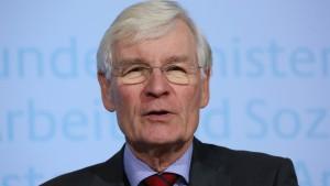 Ehemaliger Hamburger Bürgermeister Voscherau ist tot