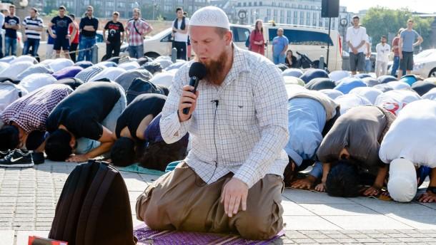 So gehn die Salafisten