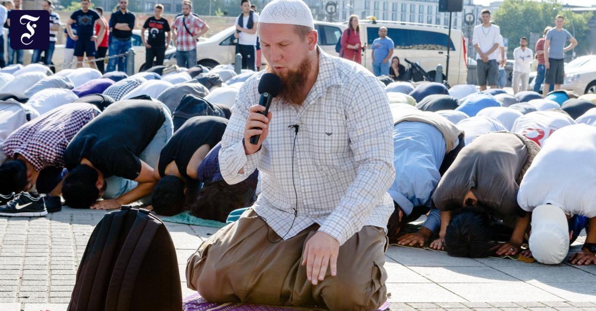 Vogel Salafist