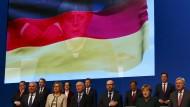 Die Streiterei um Merkels Politik ist vorbei