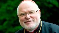 Zum Vorsitzenden der Bischofskonferenz gewählt: der Erzbischof von München Kardinal Reinhard Marx