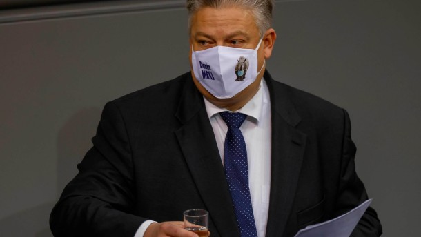 Genesener AfD-Politiker sieht keine Pandemie