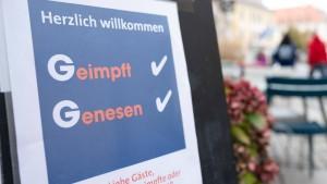 """Ampel-Parteien wollen für """"Epidemische Lage"""" Übergangsfrist bis März"""