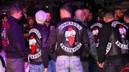 Türkische Rocker als Handlanger Erdogans