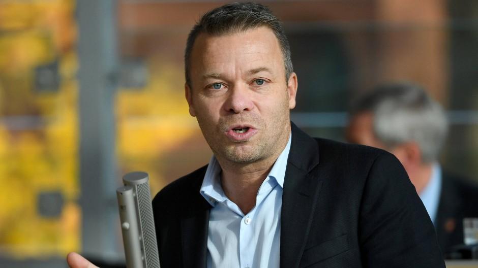 Frank Brodehl im November 2011 in Kiel