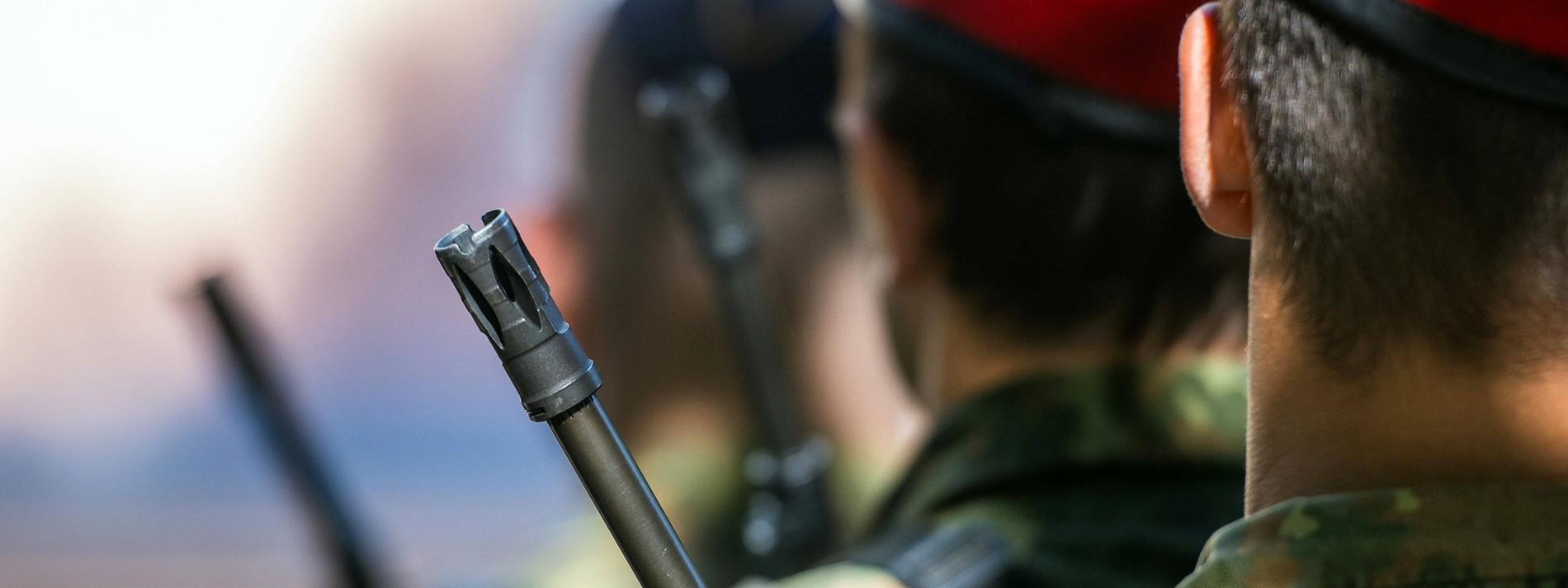 Rückschlag für Waffenhersteller Haenel