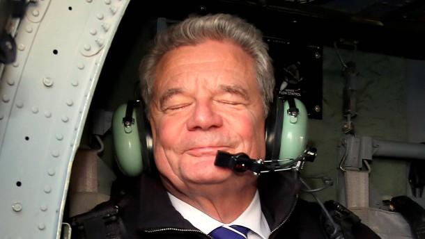 Bundespraesident Gauck