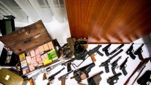 Mehr Rechtsextremisten mit Waffenerlaubnis