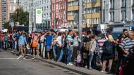 Sozialministerin fordert Solidarität mit Bayern