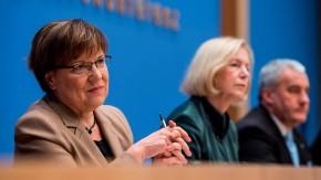 Pressekonferenz zum Bildungsstaatsvertrag