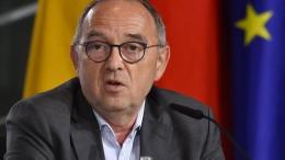 Walter-Borjans hält Koalition mit Linkspartei für denkbar