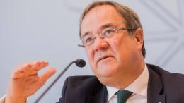 Laschet: Merkel hat das Vertrauen der Fraktion