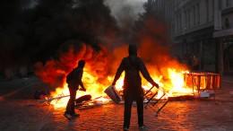 Polizei startet Razzien gegen G-20-Gegner