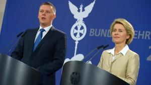 Polen fordert Abschreckungspolitik