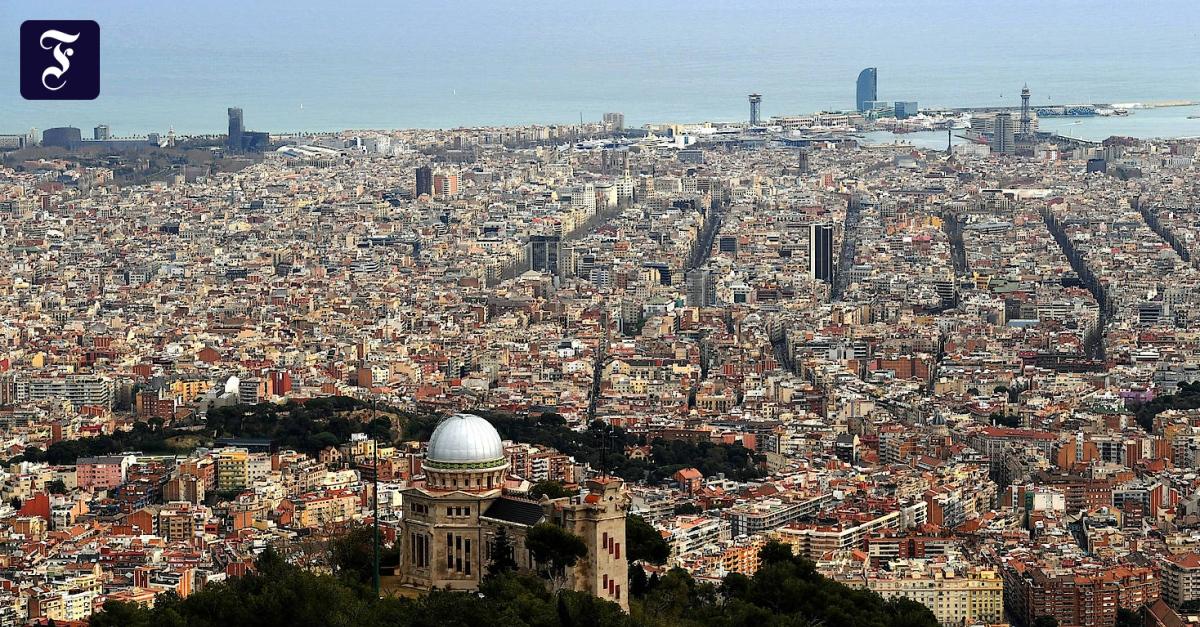 Ein Deutscher will in Barcelona Bürgermeister werden