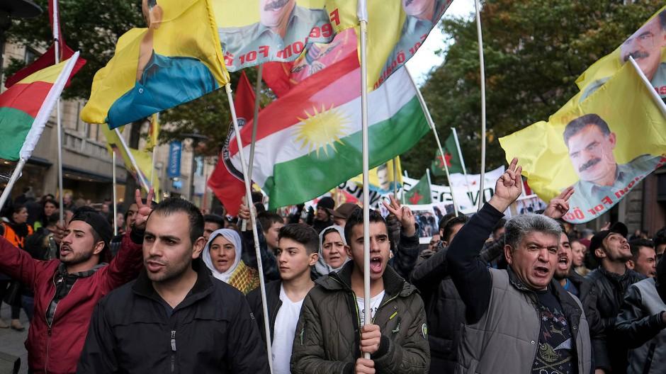 Kurdische Proteste