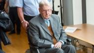 Auschwitz-Wachmann zu fünf Jahren Haft verurteilt