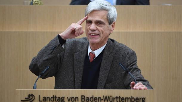 AfD-Landesverband plädiert für Parteiausschluss Gedeons