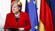 Angela Merkel kam gut mit Barack Obama aus. Wird das auch so mit Donald Trump?