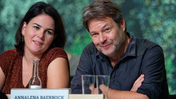 Habeck, Baerbock – oder beide?