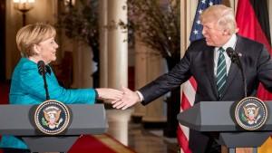 Weißes Haus bestätigt Reise der Kanzlerin