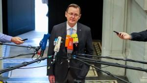 Ramelow beklagt Verurteilung Ostdeutschlands