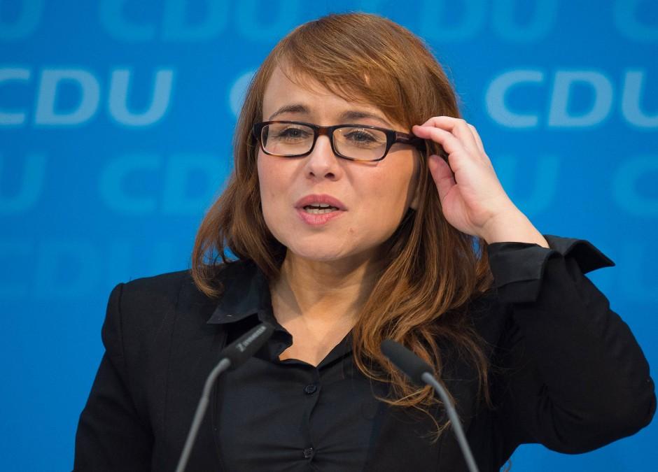 """Die Bundestagsabgeordnete Cemile Giousouf wurde nicht zum Auftaktabend von """"Muslime in der Union"""" eingeladen."""
