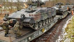 Wir brauchen eine vollausgestattete Bundeswehr