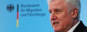 Für mehr Härte: Innenminister Horst Seehofer