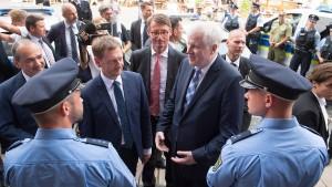 Sachsen bekommt mehr Bundespolizisten