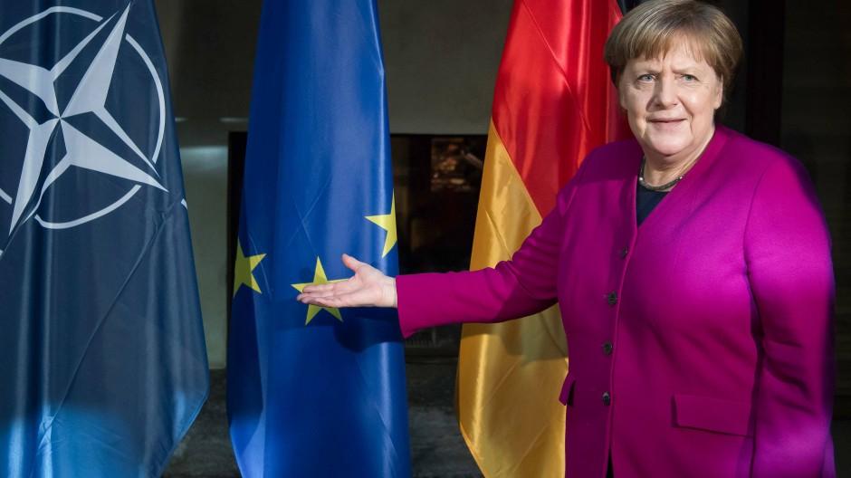Auf die Kanzlerin kommt es an: Merkel empfängt im Februar 2019 Gäste der Münchner Sicherheitskonferenz