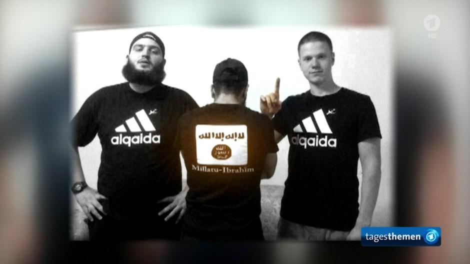 Tagesthemen-Beitrag über Salafisten in Dinlaken