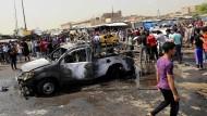 Mehr als 60 Tote bei Anschlägen