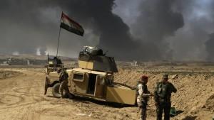 Türkei und Irak bestellen Botschafter ein