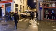 Belgien setzt Razzien fort