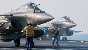 Frankreichs Verteidigungsminister: IS auf dem Rückzug