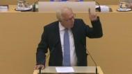 Eskalation im bayerischen Landtag