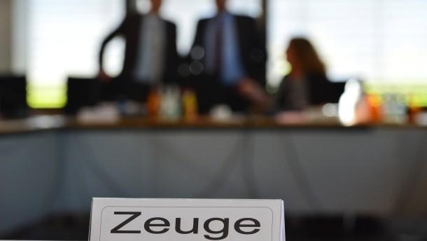 Zeuge: Polizei in Chemnitz auf der richtigen Spur