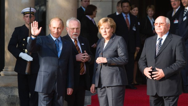 Kein böses Wort über Putin
