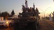 aufgenommen am 23. Juni 2014 in Mosul, Irak