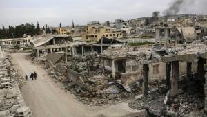 Syriens Ende