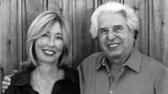 Orna und Saul Friedländer vor etwa 10 Jahren