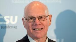 Es spricht der Neben-Bundespräsident Norbert Lammerts wichtigste Reden