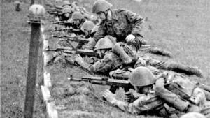 Bewachte Bewacher der DDR