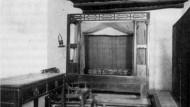 Das Zimmer, in dem Mao 1893 geboren wurde.