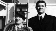 Prinzessin Stephanie und Fritz Wiedemann