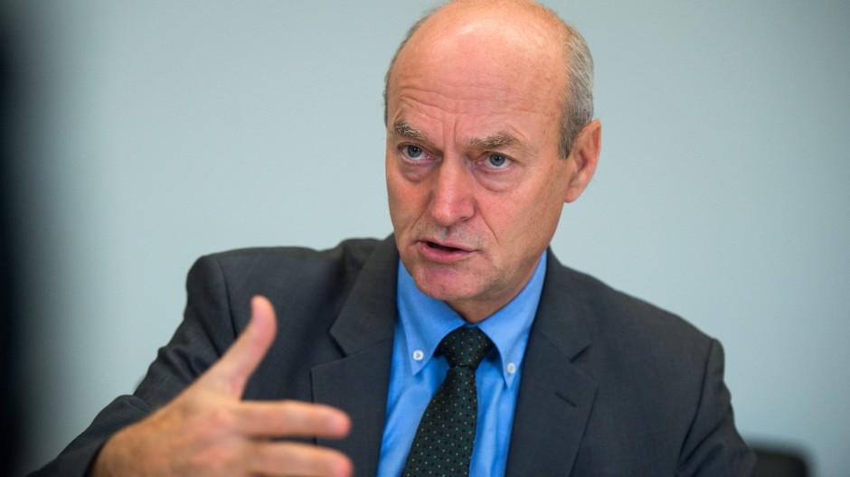 Ehemaliger BND-Präsident Gerhard Schindler